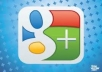 fastly send you 600 Google votes, Google plus ones
