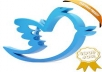 add 12000+ Twitter followers to your account have good profile and picture, no need password and less than 20hours
