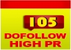Manually Create PENGUIN Safe 95 DOFOLLOW Backlinks 2 PR7, 6 PR6, 10 PR5, 15 PR4, 18 PR3, 20 PR2  Panda & Penguin Safe DoFollow BLOG Commenting Backlinks On ACTUAL PR Pages