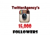 will get you 15000 TopQuality Real Looking Instagram followers in 8 hours