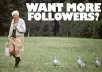 Give You My 50K Twitter FollowBack ID List To increase Follower