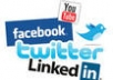 build powerful social SIGNALS from top social sites to boost your seo...!!!!