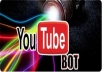 Give You My Mega Youtube Bot to Get Rank Your Video