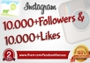 ******get you 8000 Instagram likes fast to your Instagram account amazing Instagram likes gig that will make your Instagram acc look more popular