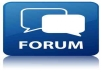 Create 5 topics on your forum