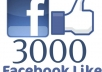 give you 2500 to 2700 Facebook Page/photo/status likes to your Facebook Page in less than 24 hours without admin access!!!!!!!!!!!