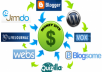 build 25 Web 2.0 High Authority Contextual Backlinks for your Website/Blog in 48 Hours in just