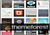 give you any themeforest theme,template or plugin