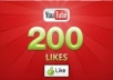 Get You 210+ Real Youtube Video Likes Within 24-Hours