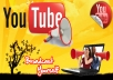 add 100,000+ youtube views plus 200+ likes to any video