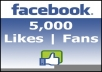 Get you 7777+ Real Human Likes To your Facebook FanPage