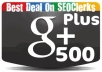 Get You 1000+  Google PLUS +1 One Votes to SEO Rock Up Your High Rank on Google for