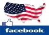 give you 65 USA Facebook likes