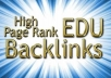 provide you list of 20,000 edu back links to comment on
