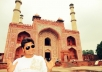 record a video at Mughal King Akbar Royal Palace!!!!!!!
