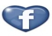 Give you 800 Facebook likes on your page only 