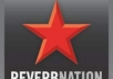 get you 555 Reverbnation Song Plays and 555 Widget Hits spread over a few days..!@