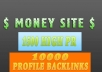 create The Biggest Pyramid On seoclerks BPF 1500 high pr first tier and 10000 on the second tier *