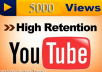give you 5,000 safe youtube views
