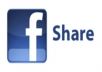 send you 400+ Facebook shares for your website, url, webpage within 24 hours
