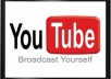 give you 500 youtube views 200 Youtube Likes and 100 Youtube Subscribers