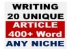 write a 400 word SEO Article on Time Delivery or its Free!!!!