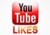 give you 250 REAL and GENUINER Youtube LIKES and 250 REAL HUMAN VIEWS to your video to rank it high on search