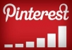 give u 110+ pinterest follower with within a short time
