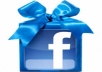 give u 1000+ real and active facebook fanpage like within 24hrs