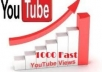increase 2000 views + 20 likes + 20 favorite to your youtube video, fast delivery within 3 days