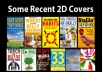 ****design A Professional Eyecatching Ebook/Kindle Cover Within 48 hours!!!