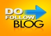manually create 4xPR6 3xPR5 3xPR4 3xPR3 Dofollow Backlinks PR from Actual Page