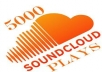 Add 5500+ plays and 2200+ downloads for your Soundcloud Track