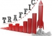 Give U 1500 UV/day Organic Traffic For 15 Days