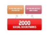 create 75 PR3 to PR8 seo LlNKWHEEL and 2000 social bookmarking backlinks^^^