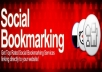 social Bookmark your URLs to 200 social bookmarking sites in 24 Hours