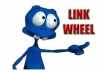 build Powerful Link Wheel of 6 Spokes from 6 High pr Article Directories Reinforced by 3K sb Anchor Backlinks to form Best LINKWHEEL Just