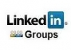manually post your URL in 50 LinkedIn Groups