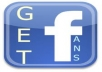 give you 100 genuine real human facebook likes for your fanpage, website or blog