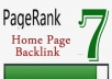 gives you Blogroll pr 7 PERMANENT links and anchor on my pageranks 7 do follow or Blogpost 