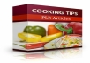 send you 40 Cooking Tips PLR Articles Package