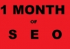 do a full month of SEO as part of a complete Google Penguin seo backlinks package@!@!#!