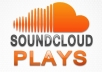  give you 1250+ Quality Soundcloud plays to your song and tweet about your song to our 250,000+ followers and 10,000+ Facebook fans!!!!