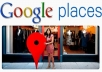 write 45 Google local reviews for your business