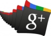 get you 300 Real Human google plus +1 votes