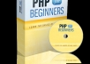give you 17 info packed video tutorials on php