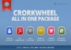 make CrorkWheel All in One Exclusive Seo Package From seoservices~~~
