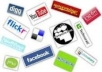 give you 100 link of social bookmarking