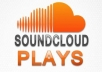 increase your soundcloud plays 2000 plays within 24 hours with no account access...!!!!