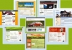 give you 300 professionally designed HTML templates of 2012 for all categories for